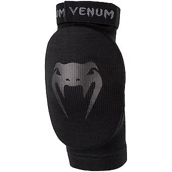 Venum Kontact MMA Elbow Guard - All Black OSFA
