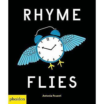 Rhyme Flies by Antonia Pesenti - 9780714876399 Book