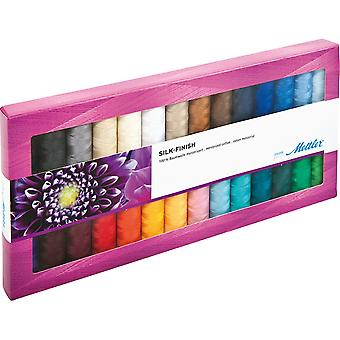 Silk Finish Cotton Thread Gift Pack 28/Pkg
