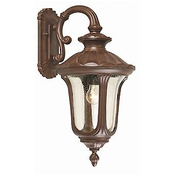 Elstead Chicago CC2/M Outdoor Wall Light Traditional