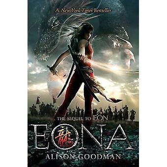 Eona by Alison Goodman - 9780142420935 Book