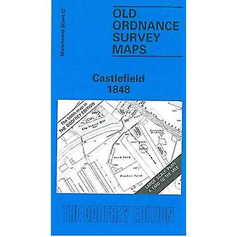 Castlefield 1848 - Manchester Sheet 32 (Facsimile of 1848 ed) by Chris