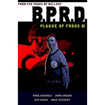 B.P.R.D. - Plague of Frogs Volume 3 by Mike Mignola - 9781616556228 Bo