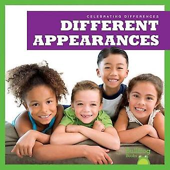 Different Appearances by Rebecca Pettiford - 9781620316689 Book