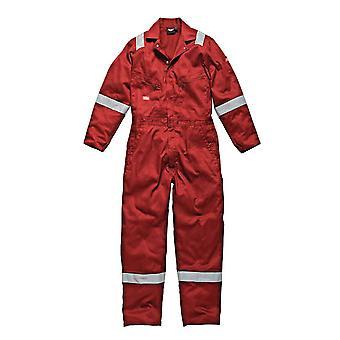ディッキーズ メンズ作業服綿カバーオール ロイヤル ブルー WD2279R