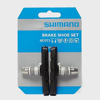 New Shimano Cable M600 M-System V-Brake Blocks Black