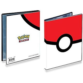 Pokemon Pokeball Portfolio 4-Pocket Ultra Pro Cards Cards