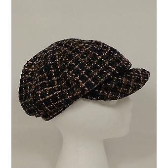 Collection XIIX Boucle Cabby Style Purple Hat A217222