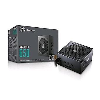 Cooler master masterwatt 650 650w power supply