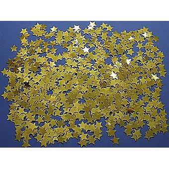 14g Gold Star Foil Confetti Sequins for Crafts |  Sequins for Crafts