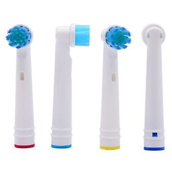 2x EB28-P Oral-B-yhteensopivat hammas harja päät
