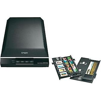 Flatbed scanner A4 Epson Perfection V600 Photo 6400 x 9600 dpi USB Documents, Photos, Slides, Negative film