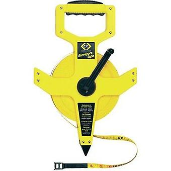 Tape measure 30 m C.K. T3565 100