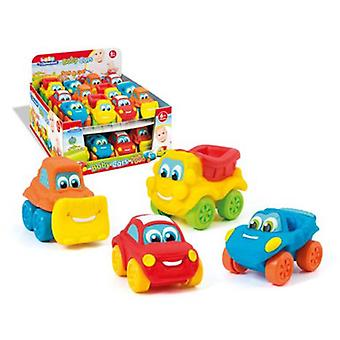 Clementoni Baby Car softies (Jouets , Maternelle , Véhicules)