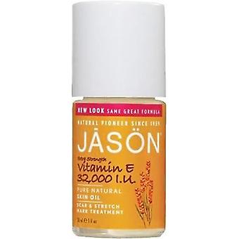Jason Extra Strength Vitamin E 32,000 IU Pure Natural Skin Oil