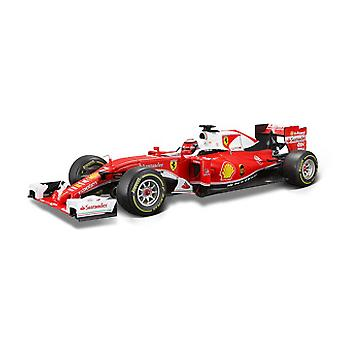 Ferrari SF16 T (Kimi Raikkonen - 2016) Diecast Model Car
