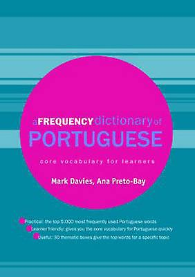 A Frequency Dictionary of Portuguese by Mark Davies & Ana Maria Raposo PretoBay