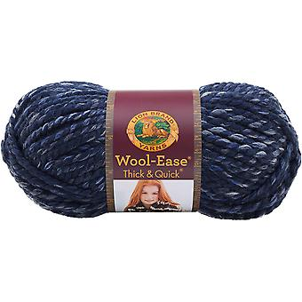 Wool-Ease Thick & Quick Yarn-River Run 640-535