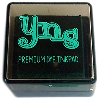 Your Next Stamp Premium Dye Ink Cube-Totally Teal YNSIC005