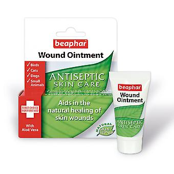Beaphar Wound Ointment 30ml (Pack of 3)