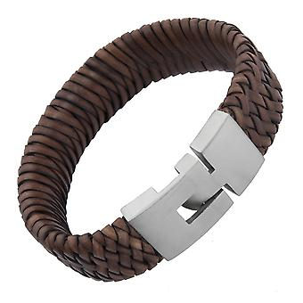 Burgmeister Leather bracelet, JBM4026-769