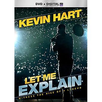 Kevin Hart - Let Me Explain [DVD] USA import