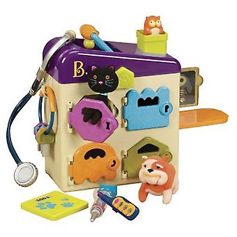 B. Pet Vet Animal Hospital (Toys , Home And Professions , Professions)