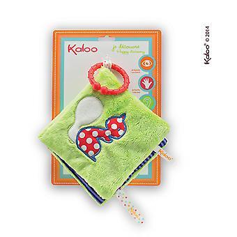 Kaloo couleurs mes premiers animaux de livre Tactile tissu 0 +