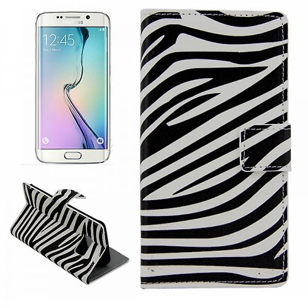 Cover wallet pattern 7 for Samsung Galaxy S6 edge G925 G925F