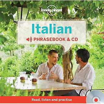 Lonely Planet Italian Phrasebook and Audio CD (Lonely Planet Phrasebook: Italian) (Hardcover) by Lonely Planet
