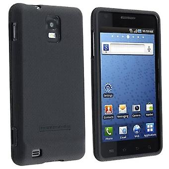 Body Glove - Flex Snap-On Case for Samsung Infuse 4G - Black