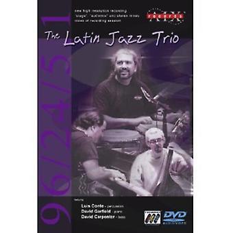 Latin Jazz trioen [DVD-Audio] USA importerer