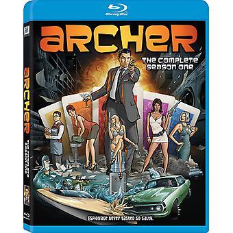 Archer - Archer: Season 1 [BLU-RAY] USA import