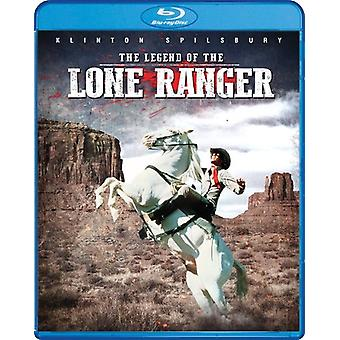 Legend of the Lone Ranger [BLU-RAY] USA import
