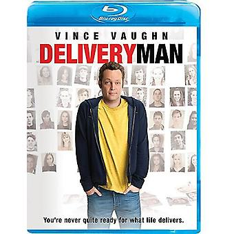 Delivery Man [BLU-RAY] USA import