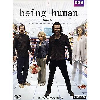 Att vara mänskliga - att vara mänskliga: Säsong tre [3 skivor] [DVD] USA import