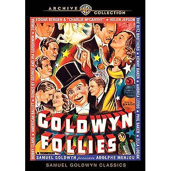 Goldwyn Follies [DVD] USA import