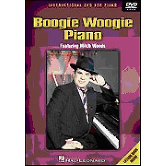 Boogie Woogie klaver - Boogie Woogie Piano [DVD] USA importerer