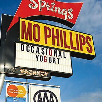 Mo Phillips - lejlighedsvis yoghurt [CD] USA importerer