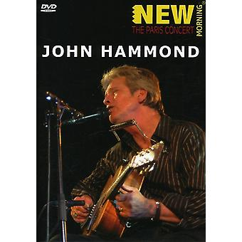 John Hammond - Paris Concert [DVD] USA import