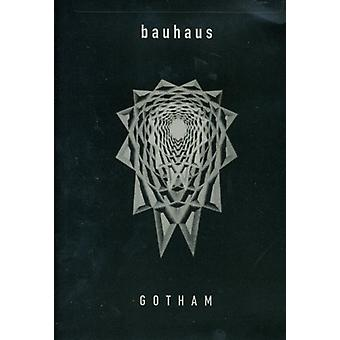 Bauhaus - Gotham [DVD] USA importeren