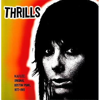 Thrills - N.a.F.I.T.C. [Vinyl] USA import
