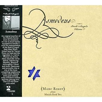 Marc Ribot - Asmodeus - Book of Angels, Vol. 7 [CD] USA importerer