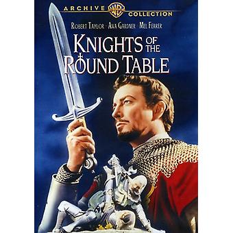 Knights of the Round Table (1953) [DVD] USA import