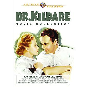Dr. Kildare Movie Collection [DVD] USA import