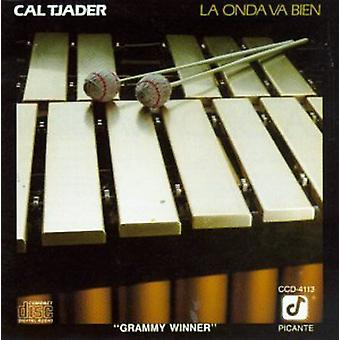 Cal Tjader - La Onda Va Bien [CD] USA import