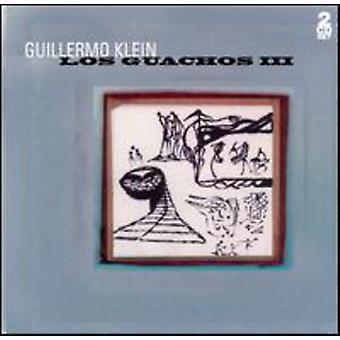 Guillermo Klein - Los Guachos III [CD] USA importerer