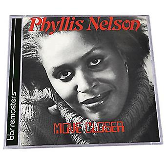 Phyllis Nelson - Move Closer: Expanded Edition [CD] USA import
