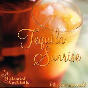 Himmelske Cocktails - Tequila Sunrise [CD] USA importerer