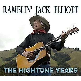 Ramblin Jack Elliott - Hightone Years [CD] USA import